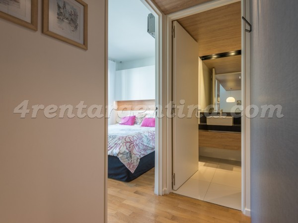 Arevalo et Arce, apartment fully equipped