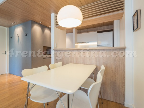 Apartment Arevalo and Arce - 4rentargentina
