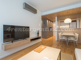 Apartment Arevalo and Arce - 4rentargentina