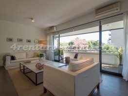 Apartment Chenaut and L. M. Campos V - 4rentargentina