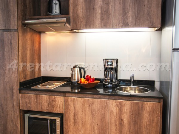Lavalle and Anchorena III: Apartment for rent in Abasto