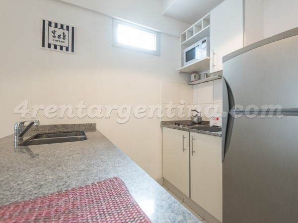 Mario Bravo et Corrientes: Apartment for rent in Buenos Aires