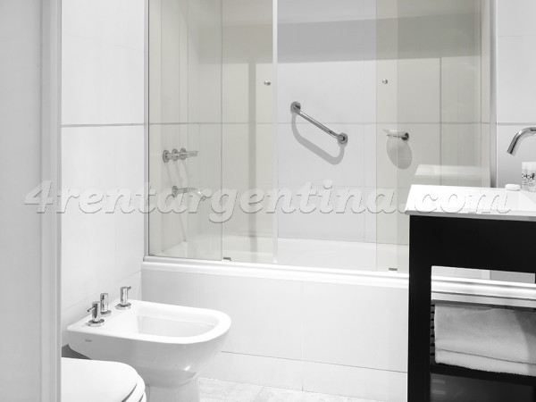 Junin and Vicente Lopez XIV: Apartment for rent in Recoleta