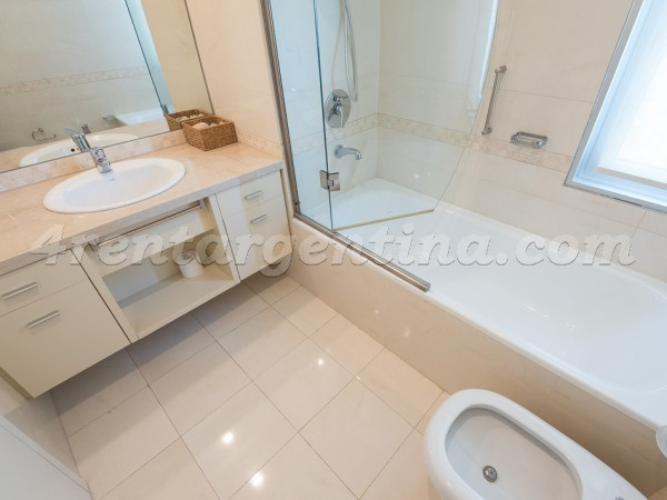 Azucena Villaflor et Paine III: Apartment for rent in Puerto Madero