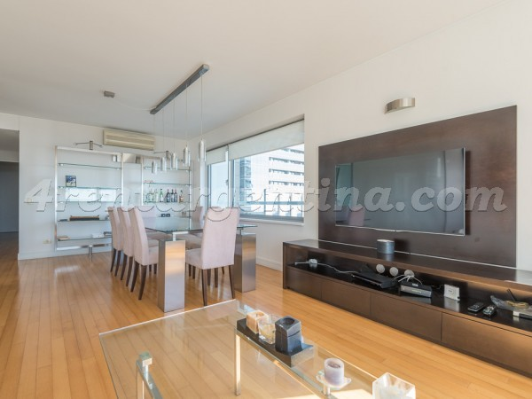 Azucena Villaflor et Paine III: Furnished apartment in Puerto Madero