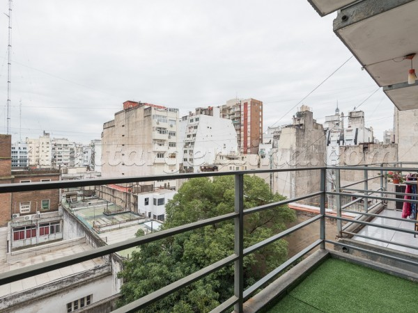 Corrientes and Riobamba: Apartment for rent in Downtown