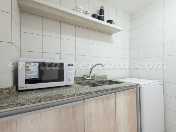 Apartment Corrientes and Riobamba - 4rentargentina