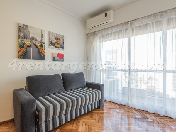 Cabildo et Ibera: Apartment for rent in Belgrano
