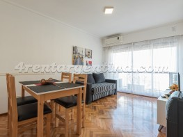 Apartment Cabildo and Ibera - 4rentargentina