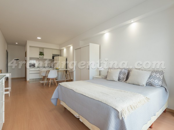 Aguero and Cordoba: Apartment for rent in Palermo