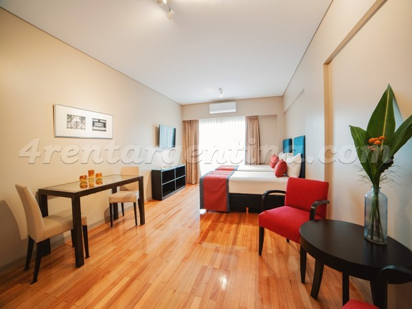 Viamonte et Callao I: Apartment for rent in Buenos Aires