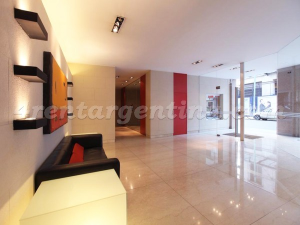Viamonte et Callao I: Furnished apartment in Downtown