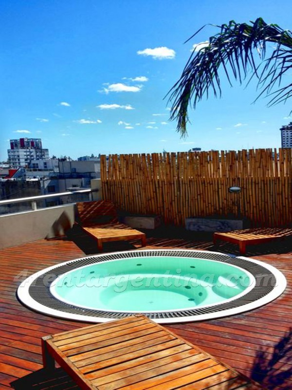 Viamonte and Callao II: Apartment for rent in Buenos Aires