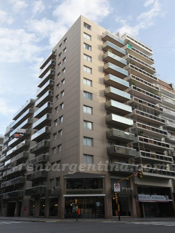 Viamonte et Callao III: Apartment for rent in Downtown