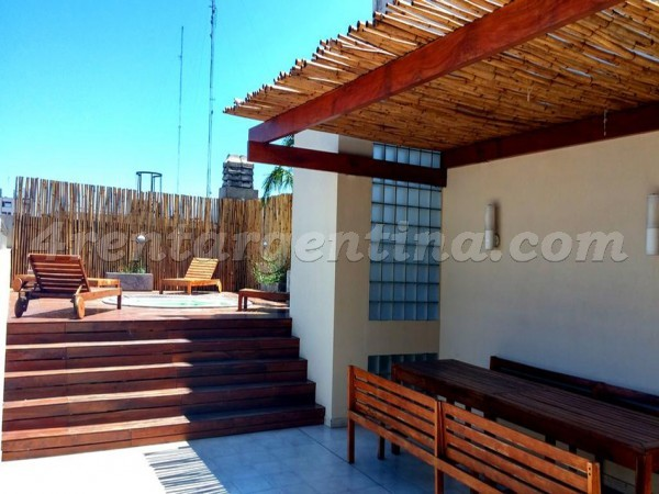 Viamonte et Callao III, apartment fully equipped