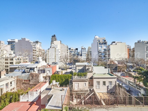 Guatemala and Bonpland: Apartment for rent in Buenos Aires