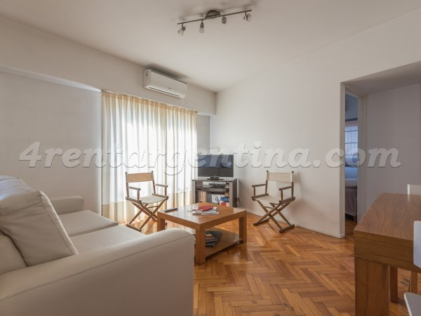Arenales et Araoz: Apartment for rent in Buenos Aires