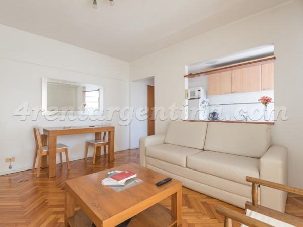 Arenales et Araoz: Apartment for rent in Palermo