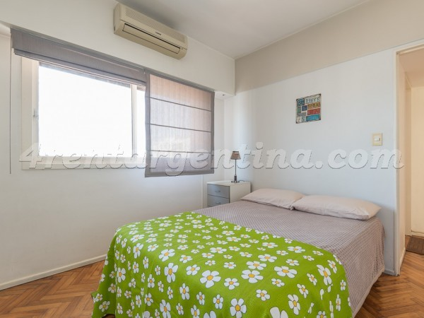 Arenales et Araoz, apartment fully equipped