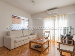 Apartment Arenales and Araoz - 4rentargentina