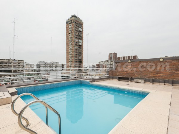 Apartment L. M. Campos and Zabala I - 4rentargentina