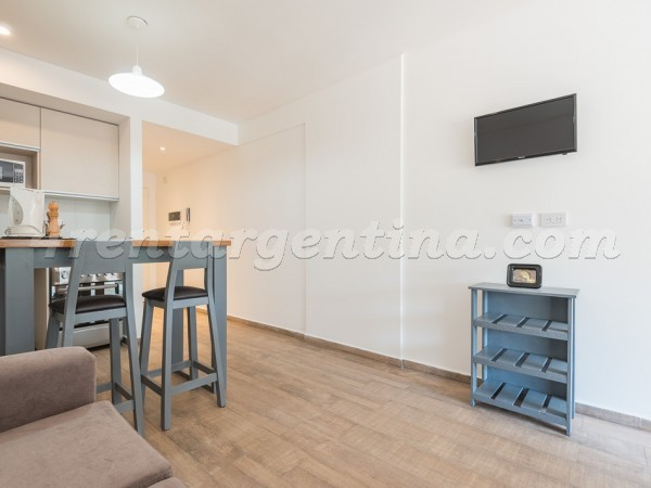 Laprida and Paraguay I: Apartment for rent in Buenos Aires