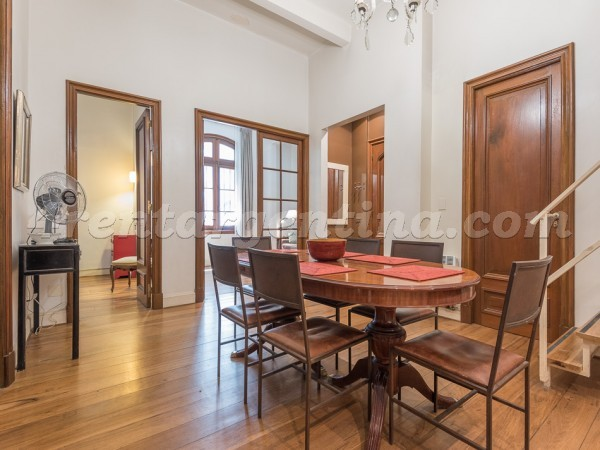 French and Junin: Apartment for rent in Recoleta