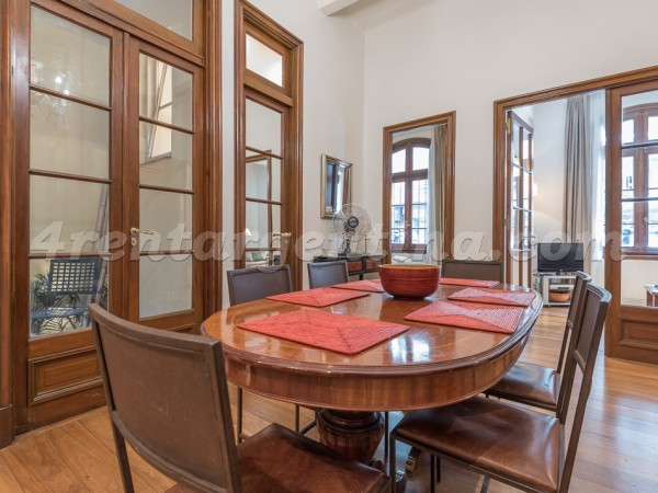 French and Junin: Apartment for rent in Buenos Aires