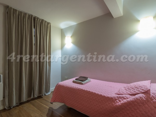 Apartment French and Junin - 4rentargentina