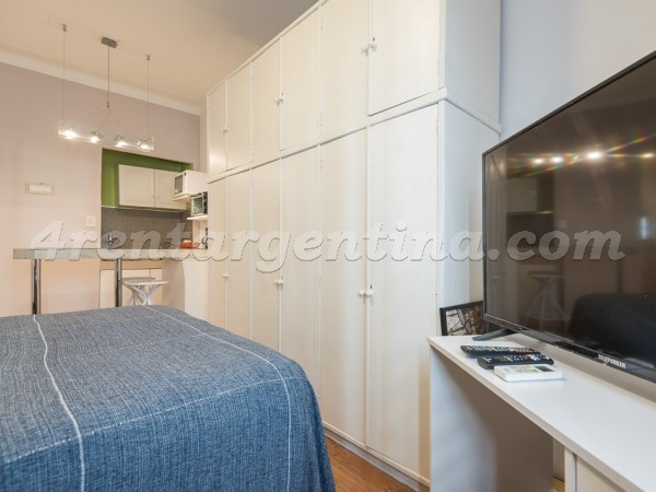 Uriburu et Las Heras IV: Apartment for rent in Recoleta