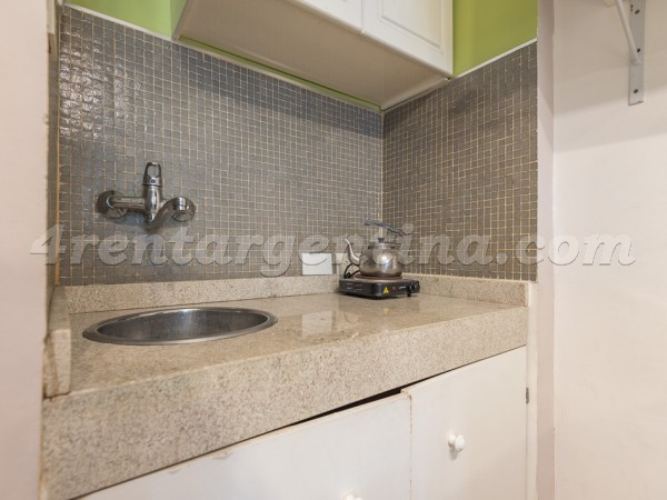 Uriburu et Las Heras IV, apartment fully equipped