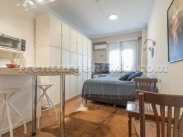 Apartment Uriburu and Las Heras IV - 4rentargentina
