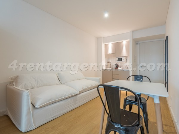 Paunero et Las Heras VII, apartment fully equipped