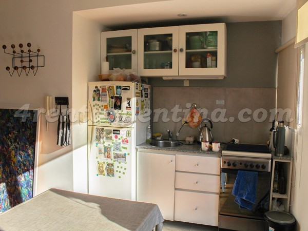 Cabello and Bulnes III: Apartment for rent in Buenos Aires