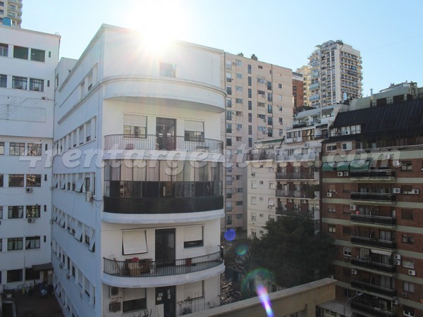 Cabello et Bulnes III: Apartment for rent in Buenos Aires