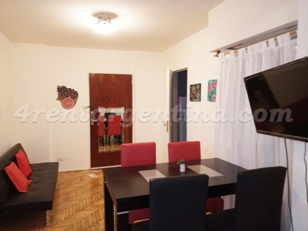 Apartment French and Laprida - 4rentargentina