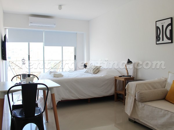 Libertador and Sucre: Apartment for rent in Belgrano