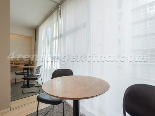 M. T. Alvear and Rodriguez Pe�a II, apartment fully equipped