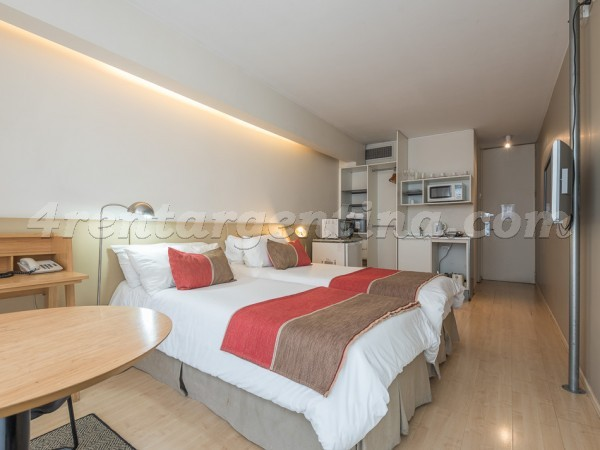 M. T. Alvear and Rodriguez Pe�a II: Apartment for rent in Recoleta