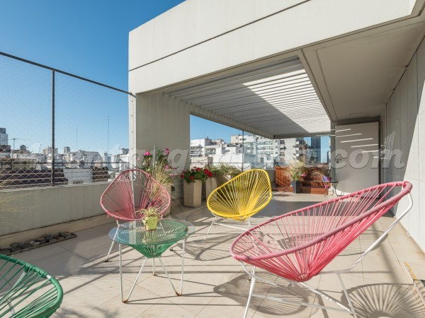 Apartment Bulnes and Guemes III - 4rentargentina