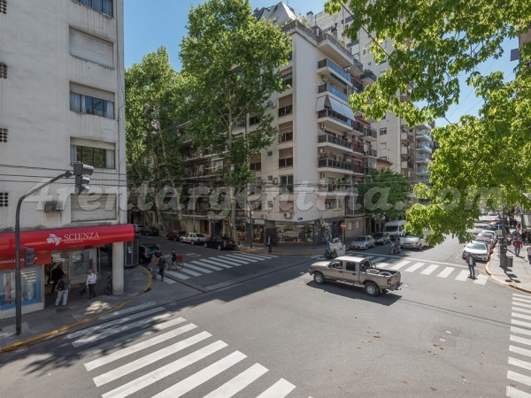 Apartment Bulnes and Guemes IV - 4rentargentina