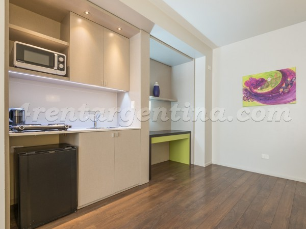 Bulnes and Guemes IX: Apartment for rent in Palermo