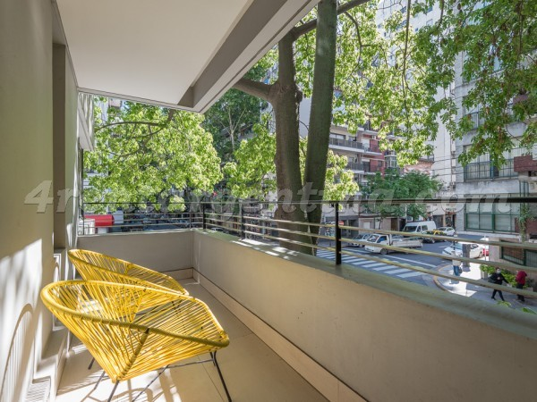 Apartment Bulnes and Guemes XI - 4rentargentina