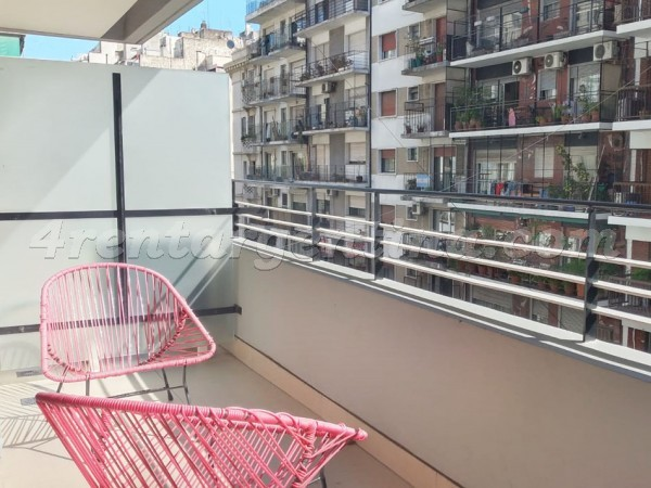 Apartment Bulnes and Guemes XIII - 4rentargentina