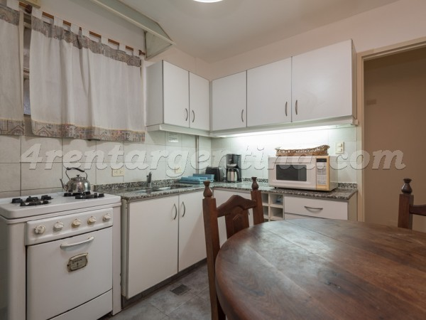Paraguay et Talcahuano: Furnished apartment in Downtown
