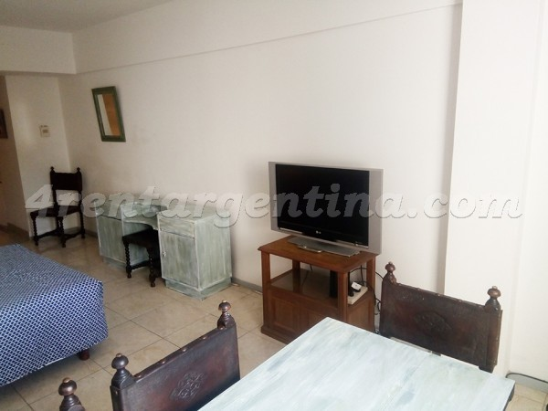 Esmeralda and Tucuman: Furnished apartment in Downtown