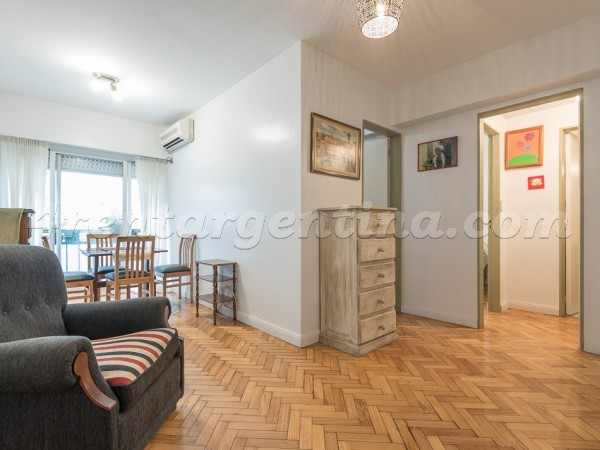 Apartment Arenales and Callao VIII - 4rentargentina