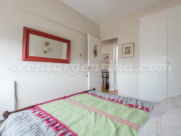 Azcuenaga et Vicente Lopez: Apartment for rent in Buenos Aires