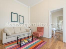Appartement Estados Unidos et Chacabuco - 4rentargentina