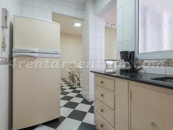 Cerrito et Cordoba: Furnished apartment in Downtown